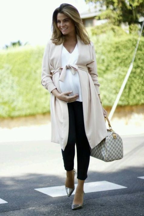 Fashionable maternity fashions outfits ideas 147