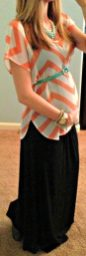 Fashionable maternity fashions outfits ideas 47