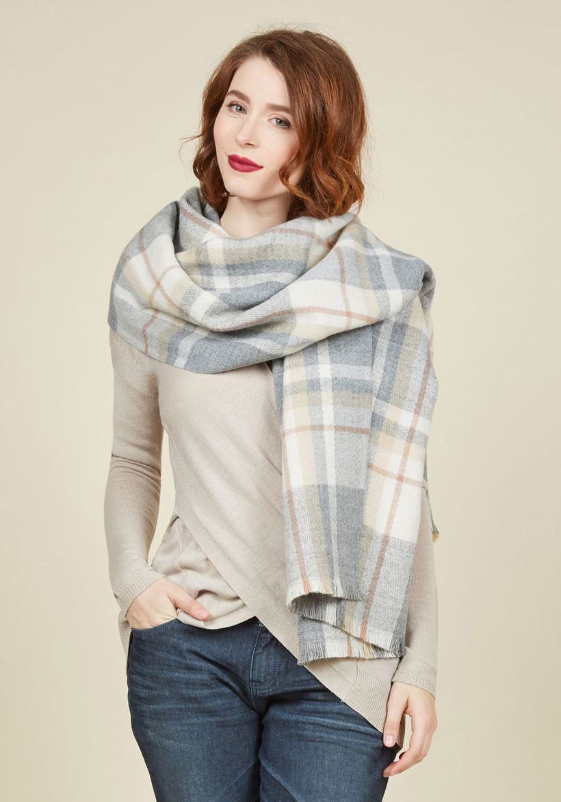 Fashionable scraves accessories ideas for cold weather 16