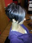 Funky short pixie haircut with long bangs ideas 67