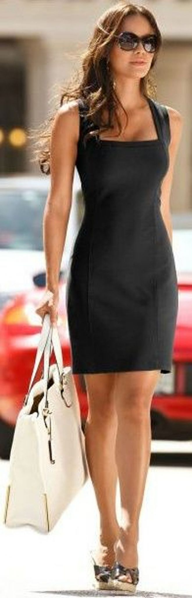 Gorgeous elegance black dress outfits 1