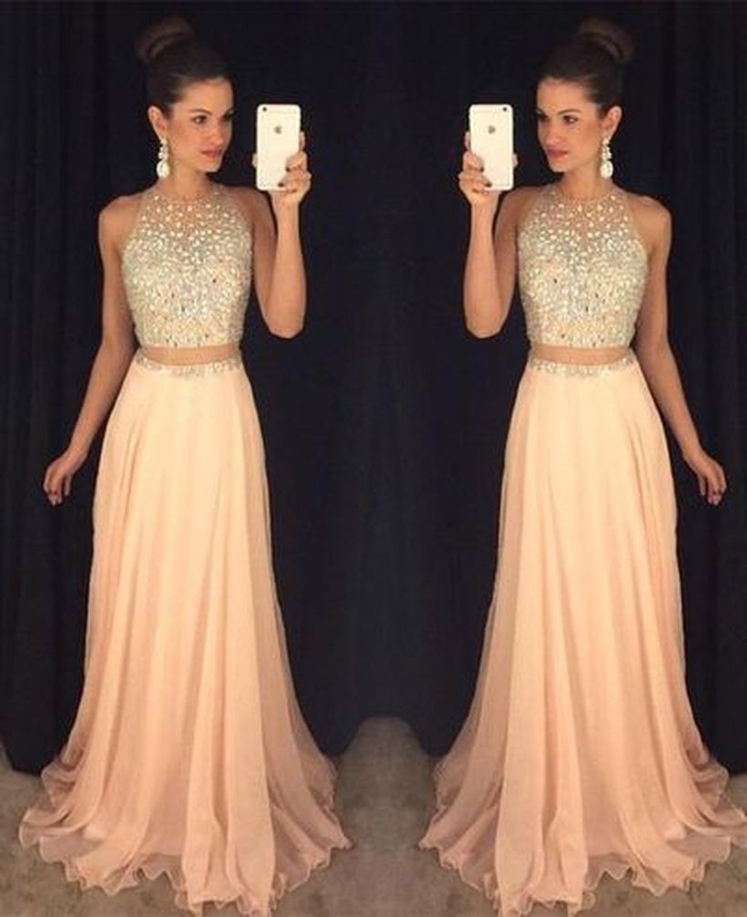 Gorgeous prom dresses for teens ideas 2017 4