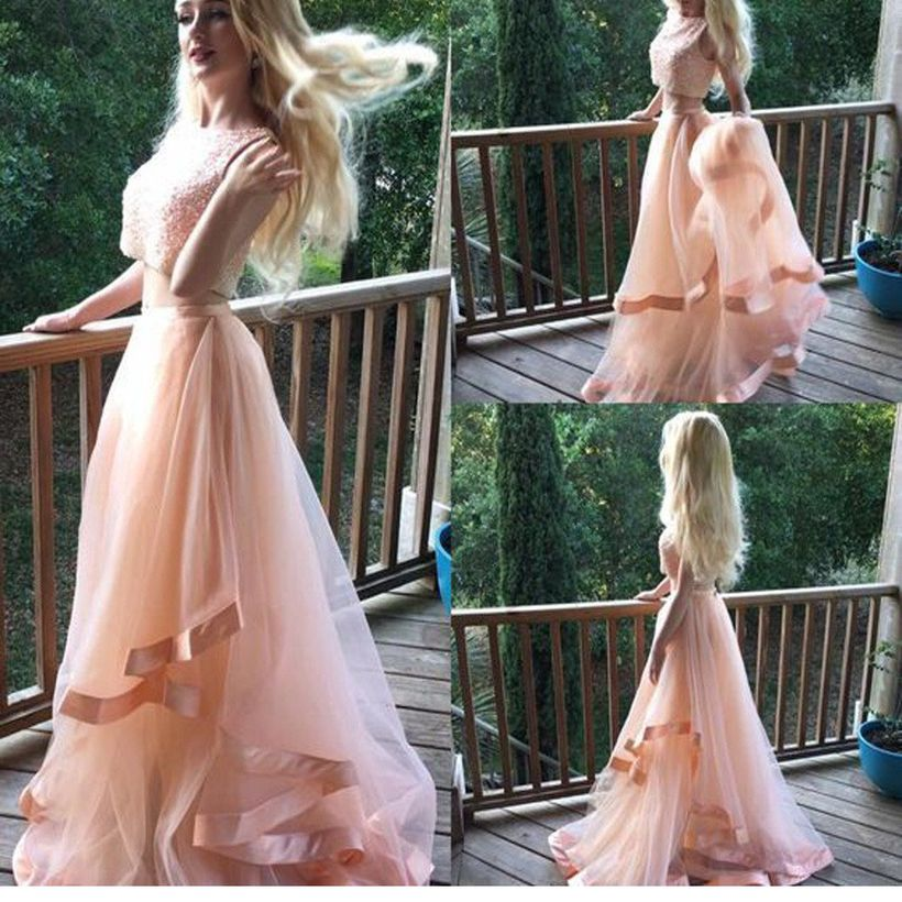 Gorgeous prom dresses for teens ideas 2017 72