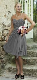 Gorgeous short bridesmaid dresses design ideas 39