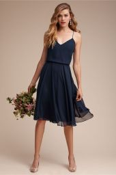 Gorgeous short bridesmaid dresses design ideas 4
