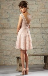 Gorgeous short bridesmaid dresses design ideas 46