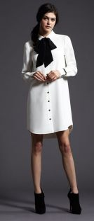 Gorgeous white shirtdresses for summer and spring outfits 37