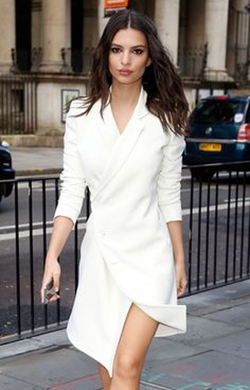 Gorgeous white shirtdresses for summer and spring outfits 46