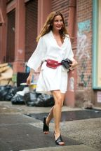 Gorgeous white shirtdresses for summer and spring outfits 53