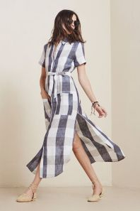 Marvelous striped shirtdresses outfits ideas 48