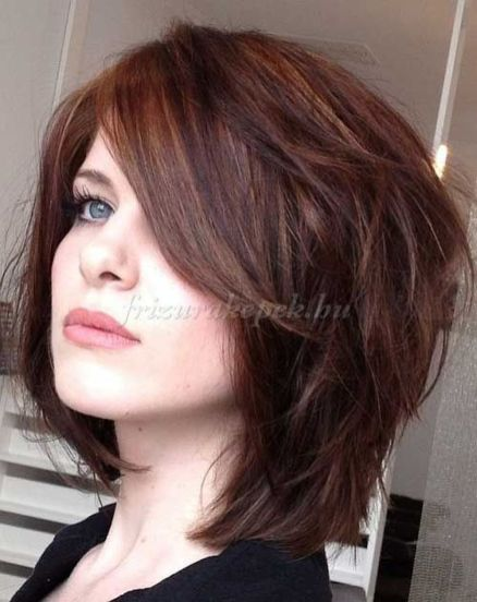 Modern short shaggy haircut hairstyle ideas 7