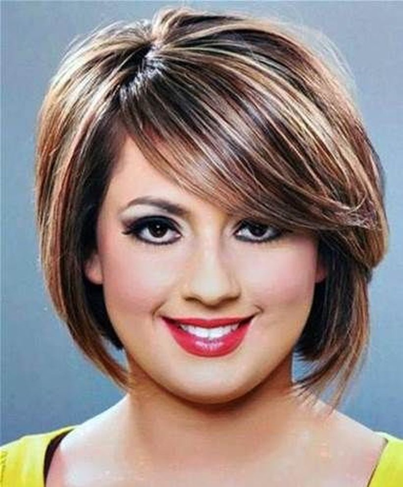 Perfect short pixie haircut hairstyle for plus size 3