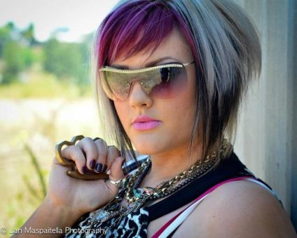Perfect short pixie haircut hairstyle for plus size 34