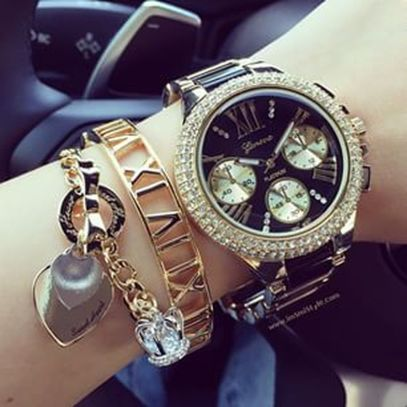 Stacked arm candies jewelry ideas 2