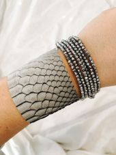 Stacked arm candies jewelry ideas 54