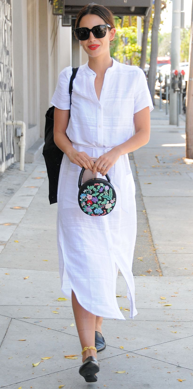 Stunning white shirtdresses outfits 26