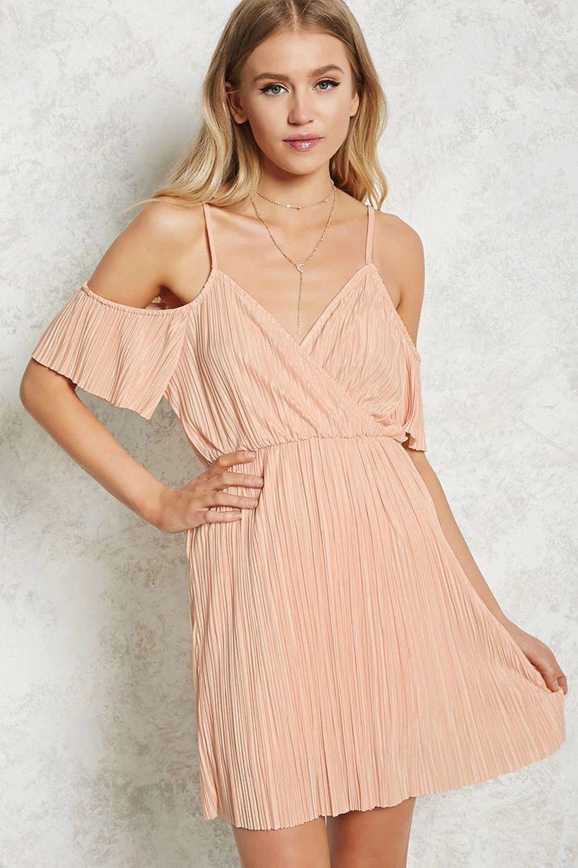 Stylish open shoulder dress outfits 2017 105