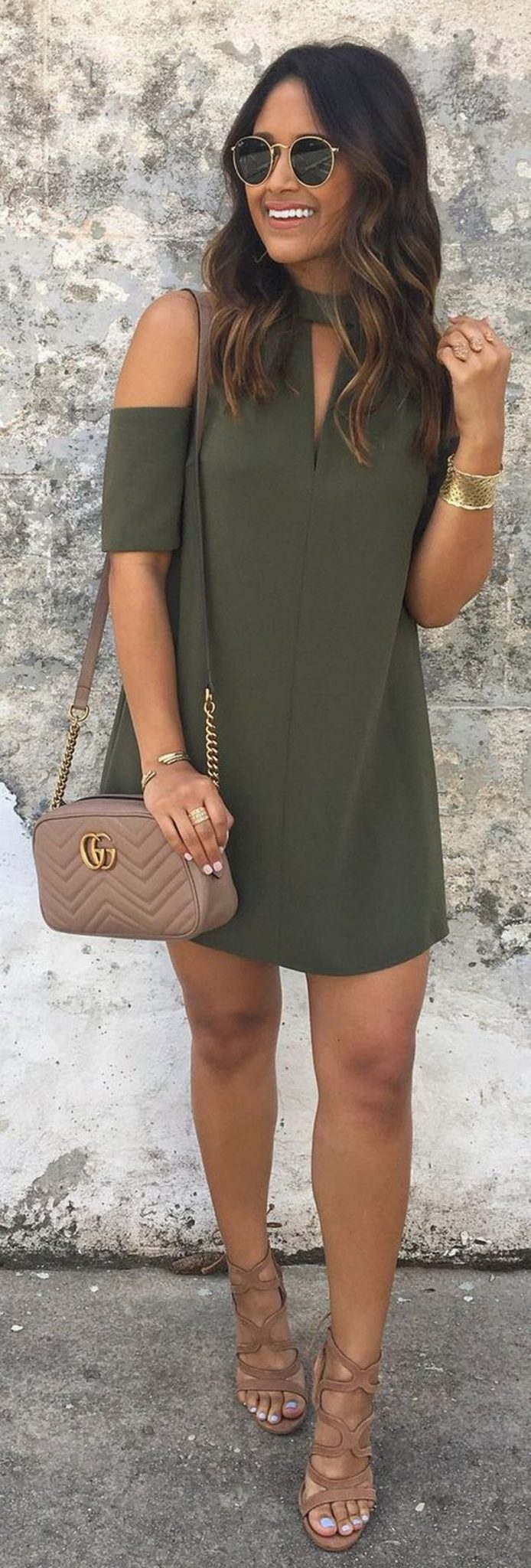 Stylish open shoulder dress outfits 2017 2