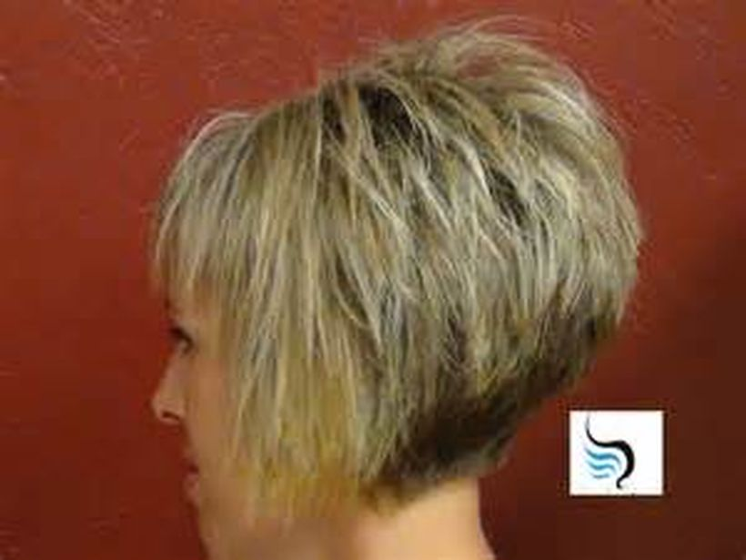 Stylist back view short pixie haircut hairstyle ideas 21