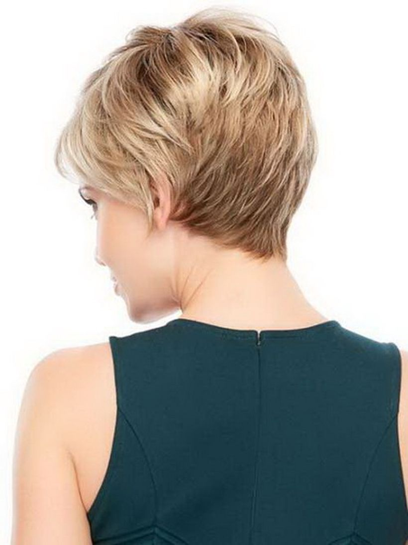 Stylist Back View Short Pixie Haircut Hairstyle Ideas 32 Fashion Best