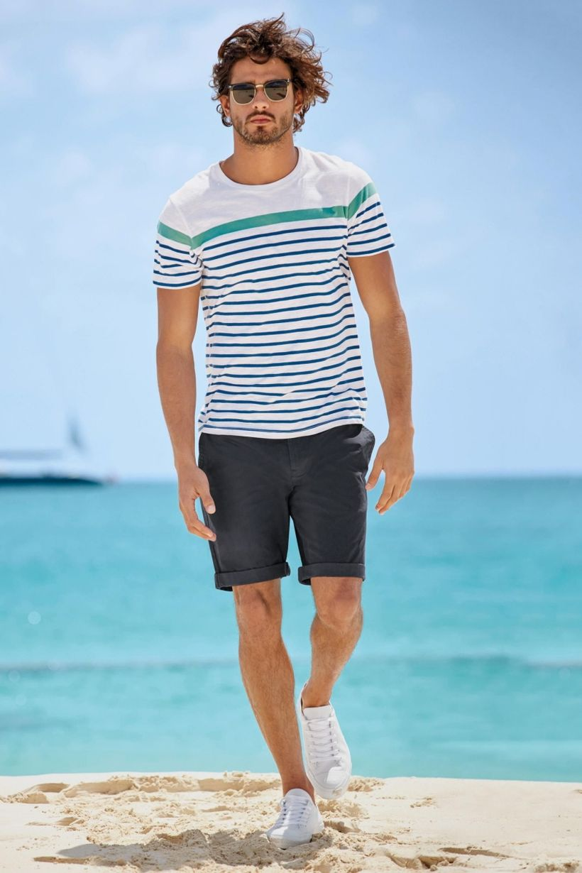 Summer casual men clothing ideas 12
