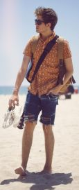 Summer casual men clothing ideas 17