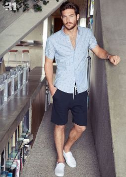 Summer casual men clothing ideas 24