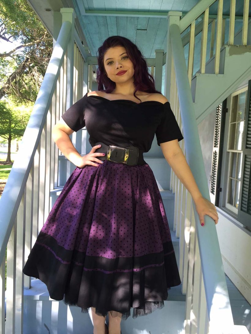 Vintage plus size rockabilly fashion style outfits ideas 83