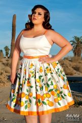 Vintage plus size rockabilly fashion style outfits ideas 86