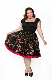 Vintage plus size rockabilly fashion style outfits ideas 90