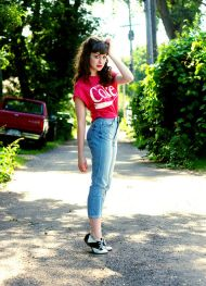 Vintage rockabilly fashion style outfits 21