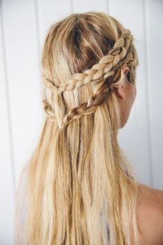 Amazing khaleesi game of thrones hairstyle ideas 16