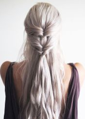 Amazing khaleesi game of thrones hairstyle ideas 25