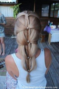 Amazing khaleesi game of thrones hairstyle ideas 32