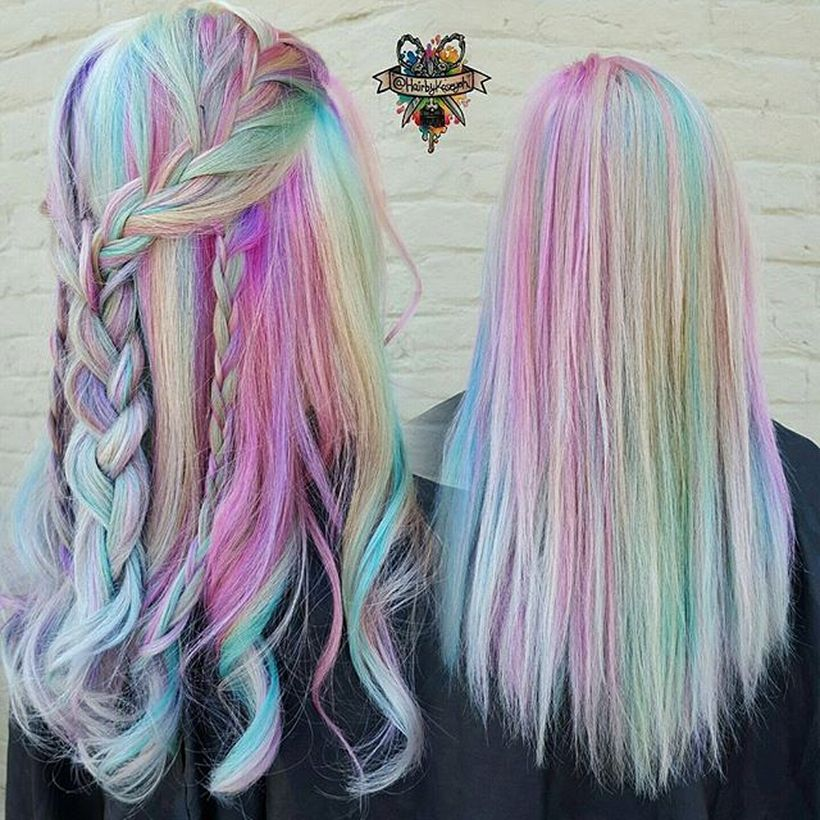 Amazing khaleesi game of thrones hairstyle ideas 47