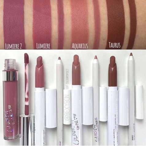 Attractive colourpop lippie stix swatches that you must see 44