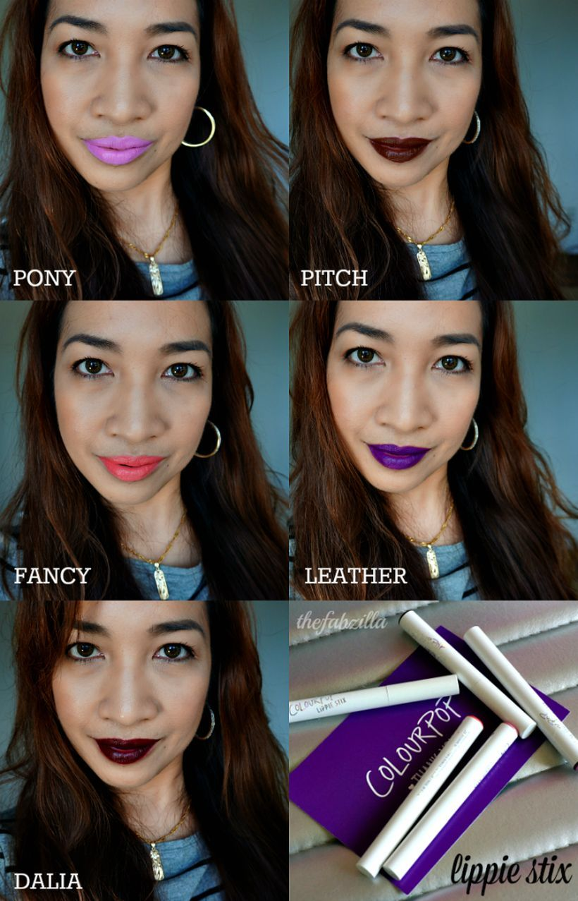 Attractive colourpop lippie stix swatches that you must see 48