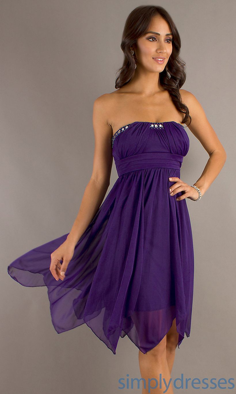 Awesome teens short dresses ideas for graduation outfits 131