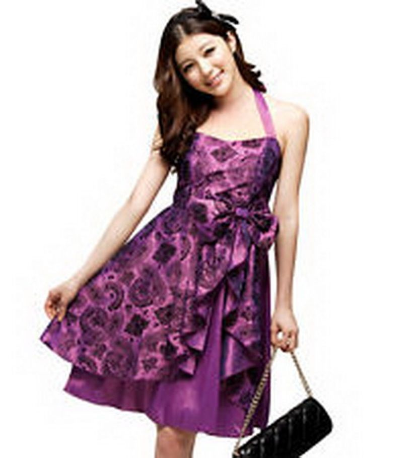 Awesome teens short dresses ideas for graduation outfits 165