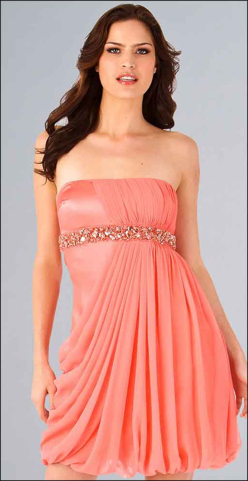 Awesome teens short dresses ideas for graduation outfits 182