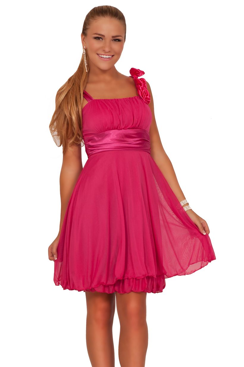 Awesome teens short dresses ideas for graduation outfits 192