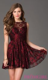 Awesome teens short dresses ideas for graduation outfits 204