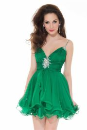 Awesome teens short dresses ideas for graduation outfits 66