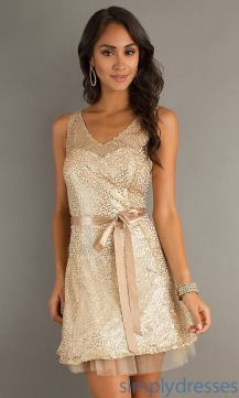 Awesome teens short dresses ideas for graduation outfits 72
