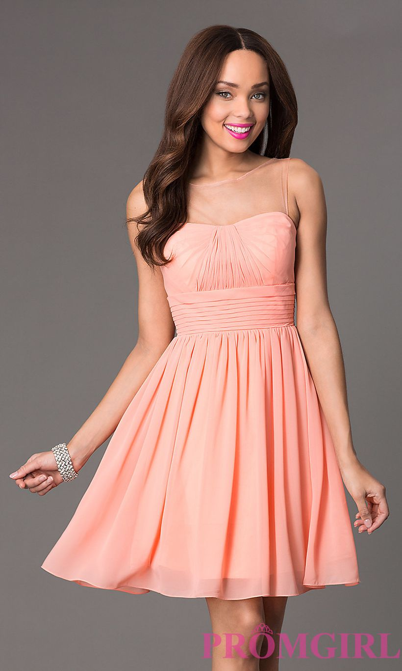 Awesome teens short dresses ideas for graduation outfits 89
