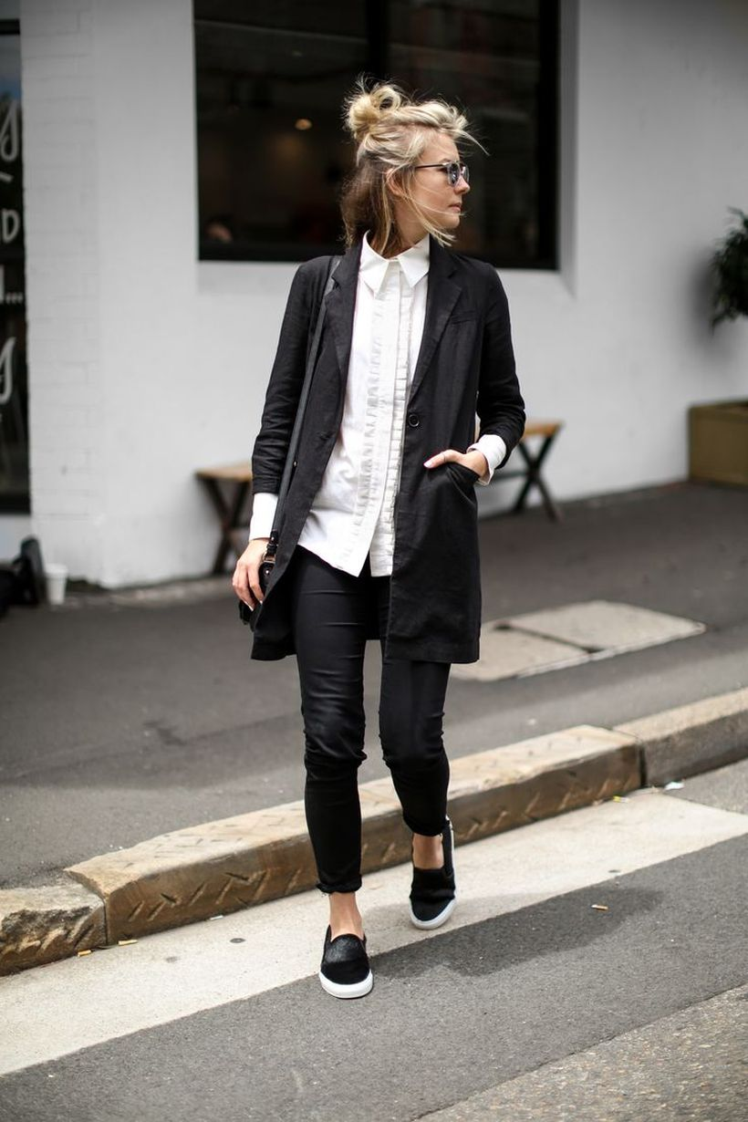 Cool casual street style outfit ideas 2017 34