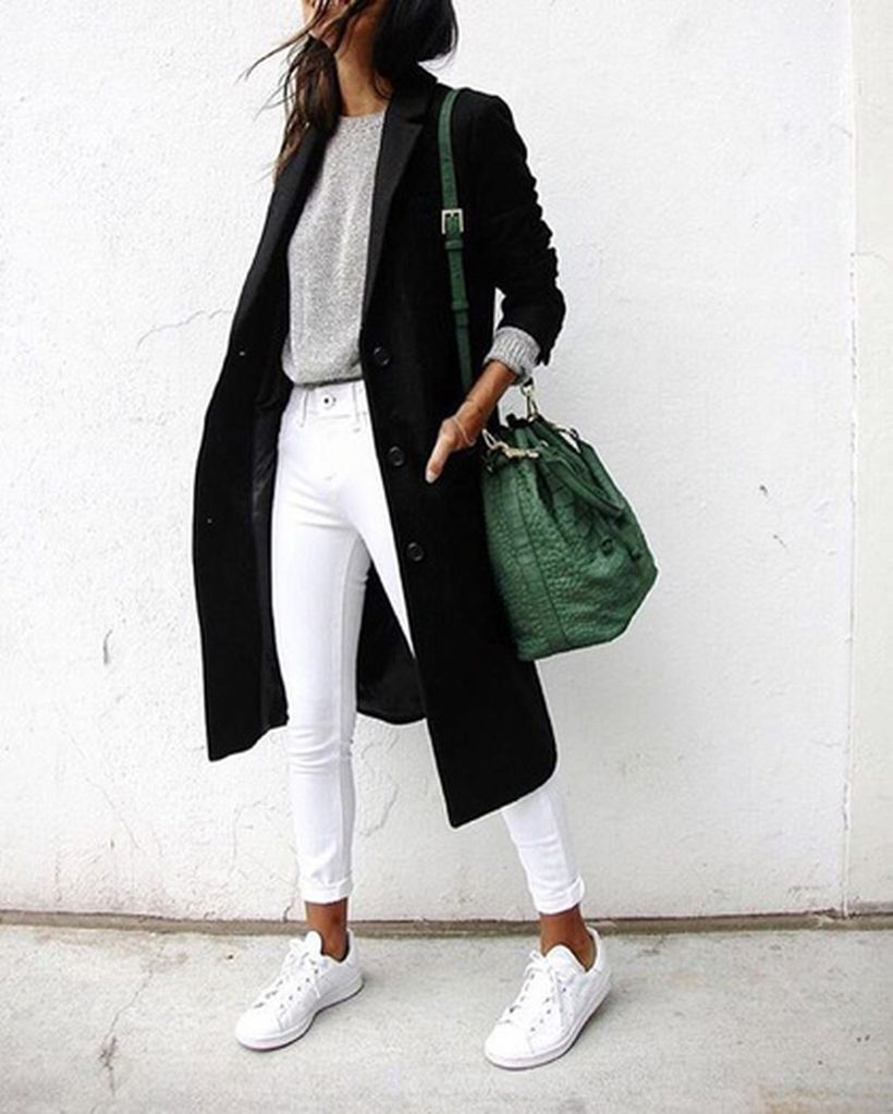 Cool casual street style outfit ideas 2017 42