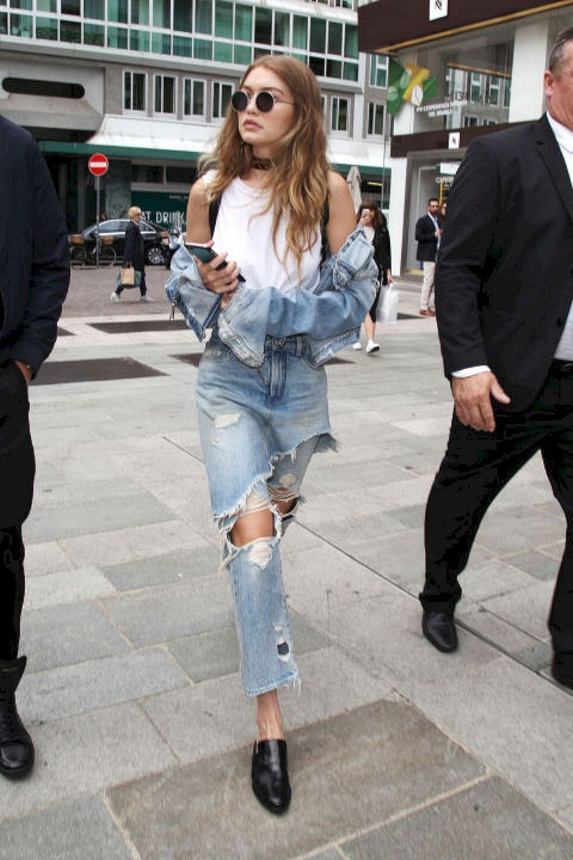 Cool casual street style outfit ideas 2017 62