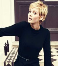 Cool short pixie blonde hairstyle ideas 101