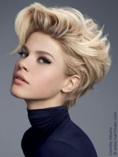 Cool short pixie blonde hairstyle ideas 90
